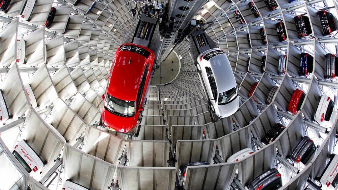 Volkswagen Group меняет корпоративную структуру - Ведомости