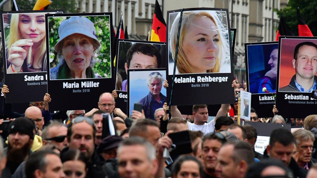 Альтернатива для Германии» стала самой популярной партией на востоке ФРГ - Ведомости