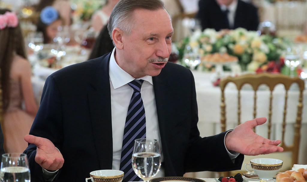 Александр Беглов получил на выборах предсказуемых соперников ...