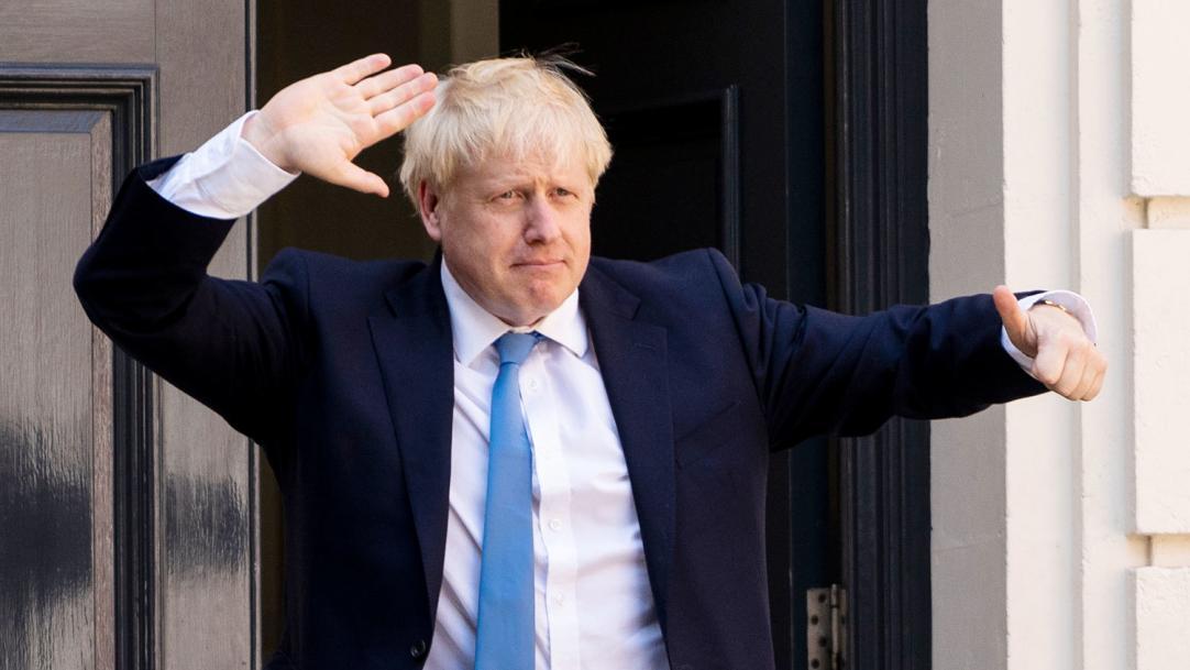 Борис Джонсон обещает вывести Великобританию из Евросоюза - Ведомости