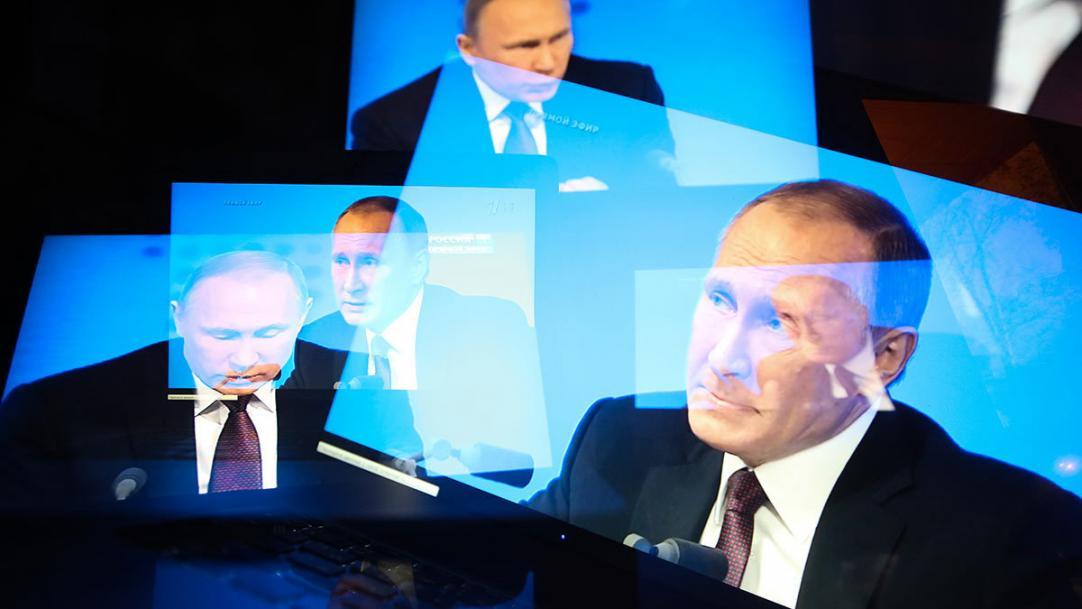 Путин выступил с обращением к нации. Главное - Ведомости