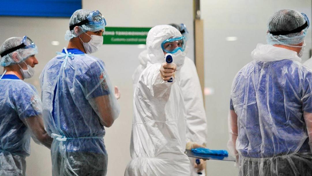 Почти 12 000 человек заразились коронавирусом в России - Ведомости