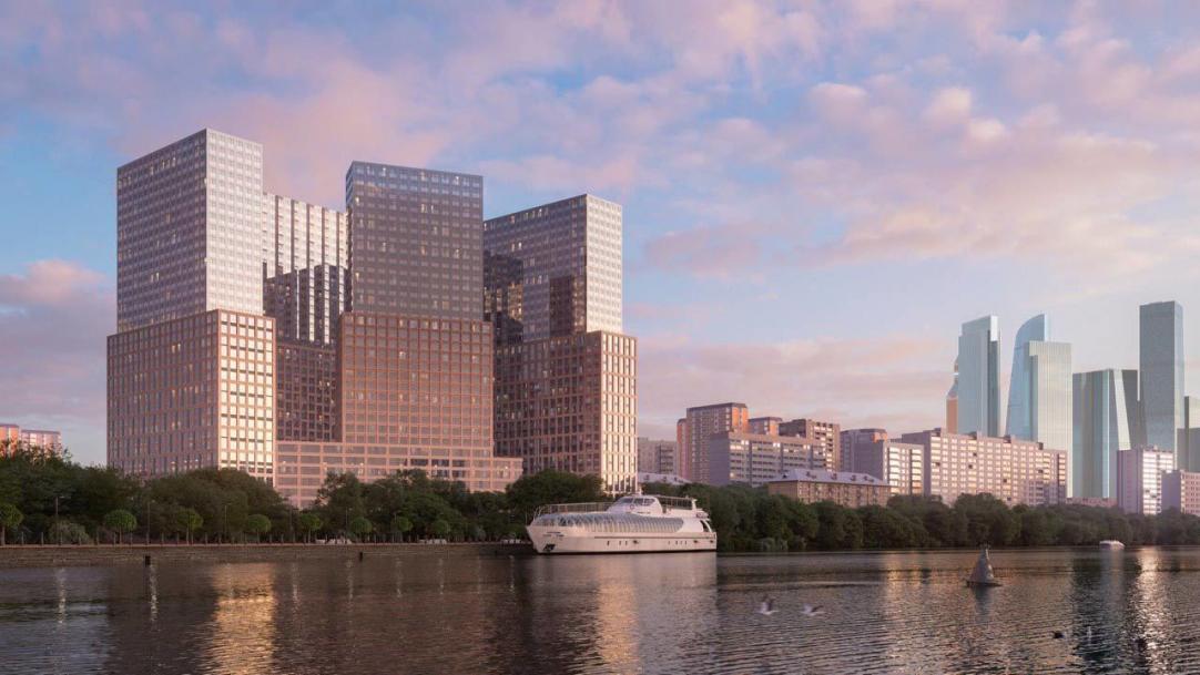 Level Group Мошковича построит жилой комплекс около «Москва-сити ...