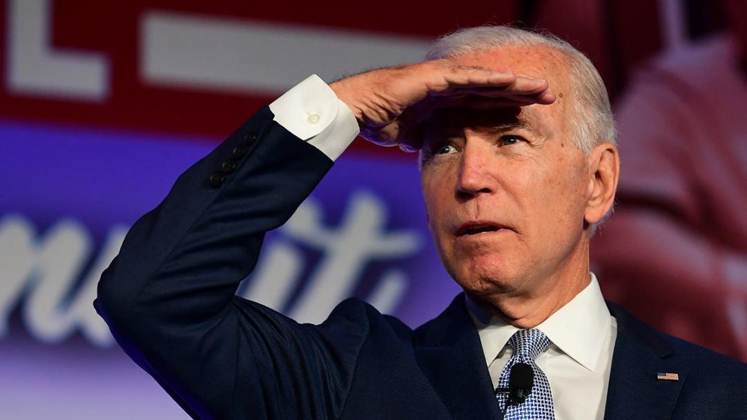 Кандидату от демократов в президенты США Джо Байдену удалось сплотить  партию - Ведомости