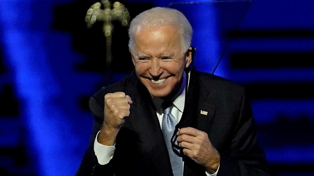 46-м президентом США станет Джо Байден - Ведомости