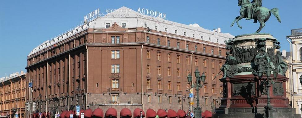 Гостиница Астория (Astoria), интересные факты, мифы и легенды ...   381x977