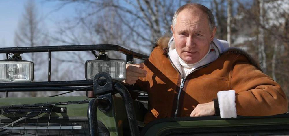 Отдых Путина и Шойгу в Сибири. Фотогалерея - Ведомости