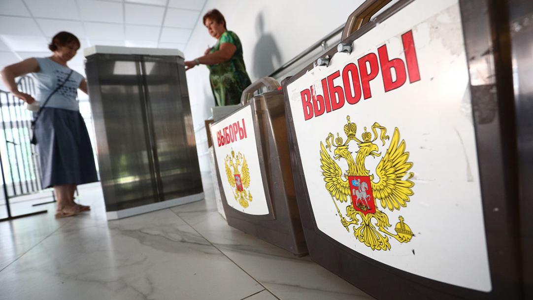 Петербург отличился по махинациям на выборах