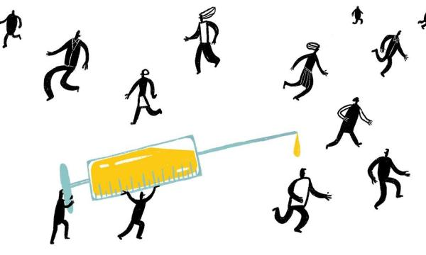 Как российские работодатели проводят вакцинацию сотрудников - Ведомости