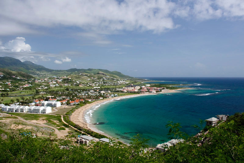 Сент-Китс и Невис за инвестиции в недвижимость