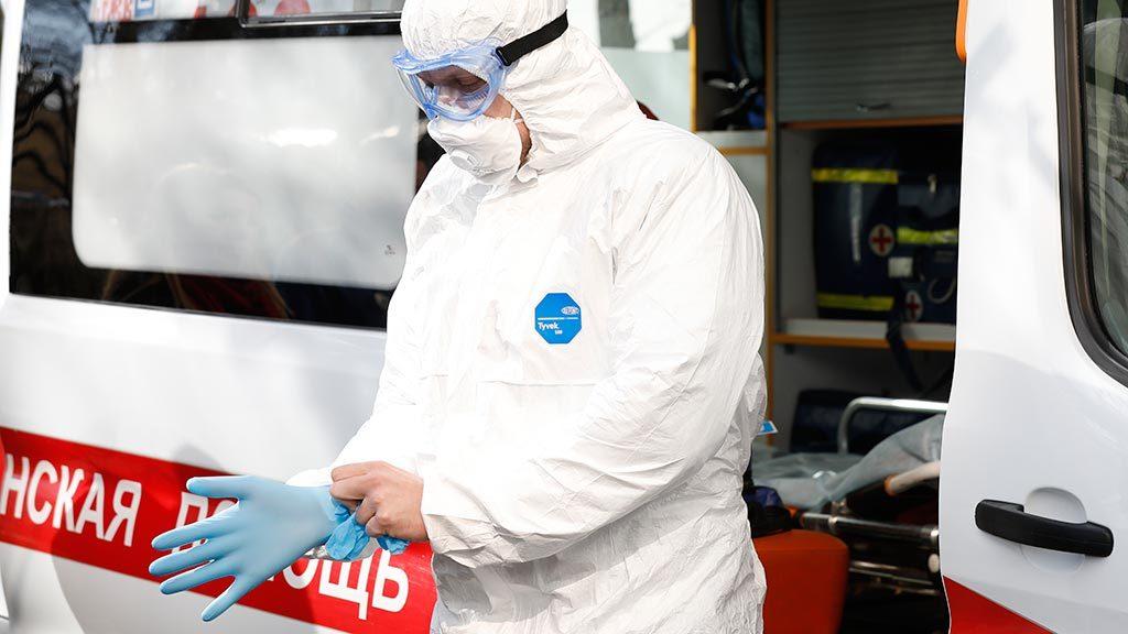 В России зафиксировали 33 новых случая заражения коронавирусом ...