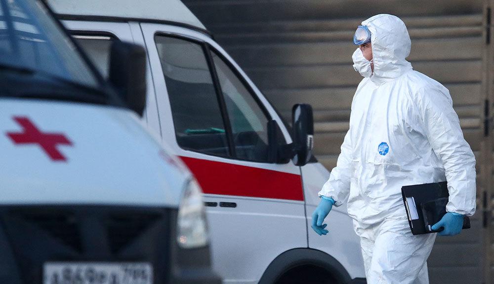 В России за сутки выявили 440 больных коронавирусом