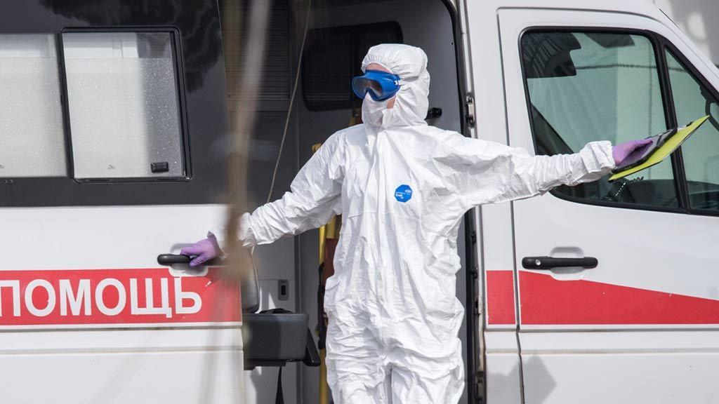 В России выявлены 582 новых случая коронавируса - Ведомости