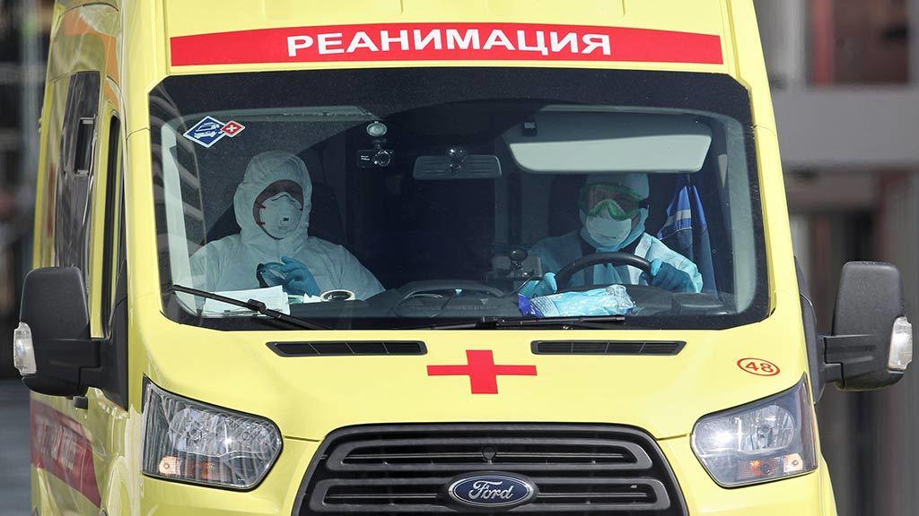 В России зафиксирован суточный рекорд по числу заболевших COVID-19