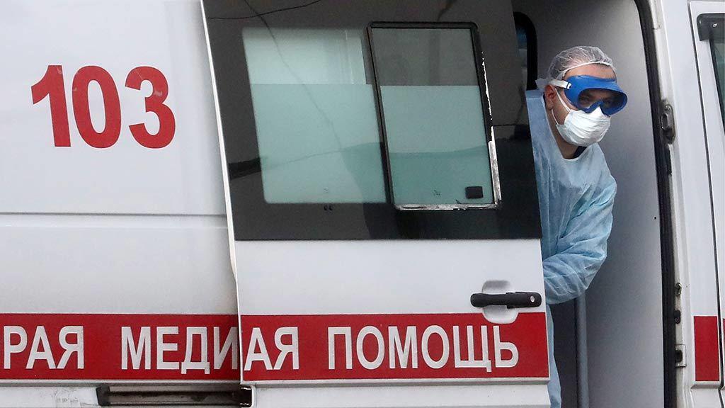 В России впервые выявили более 3000 случаев коронавируса за сутки
